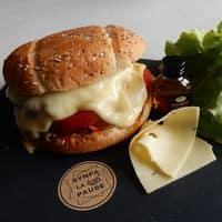 Hamburger maison   Sympa la pause