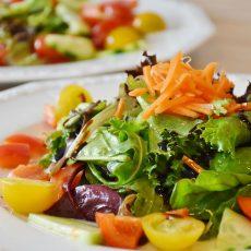 Nos petites salades